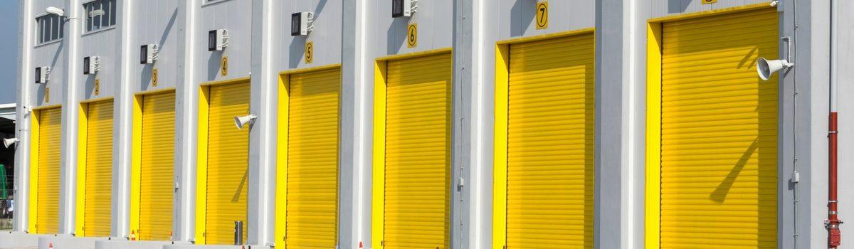 Commercial Overhead Garage Door Installation Crystal Lake Huntley