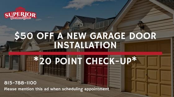 Commercial Overhead Garage Door Sales